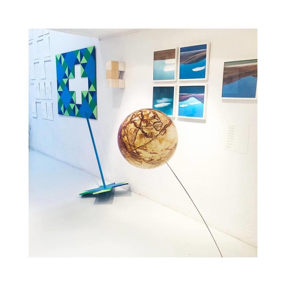 Exposition Géométrie spatiale, regards sur la science, la nature et le mouvement