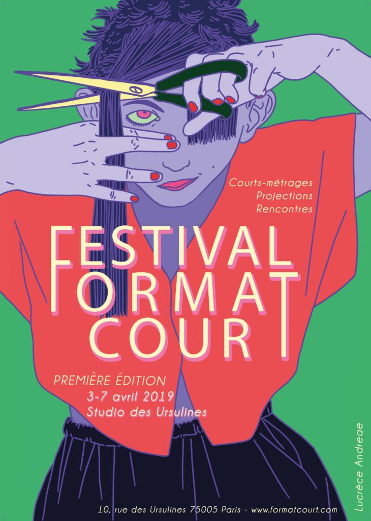Format Court lance son Festival du 3 au 7 avril 2019