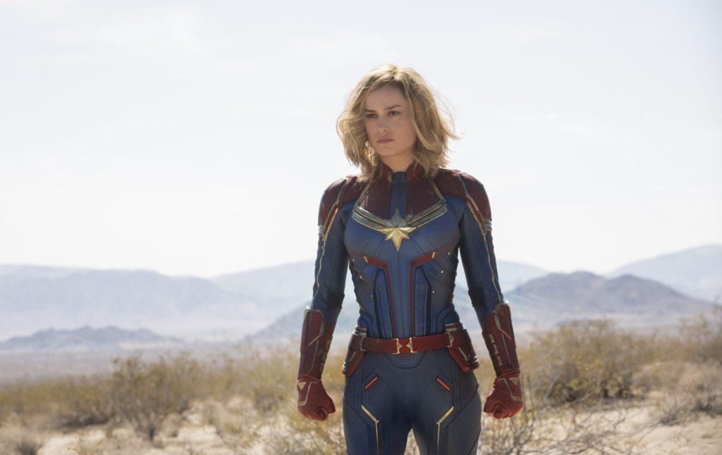 «Captain Marvel», blockbuster léger et soigné