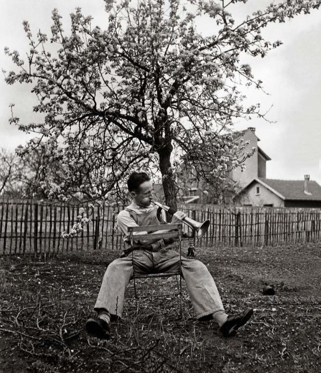 Exposition Doisneau et la musique: les photos chantent