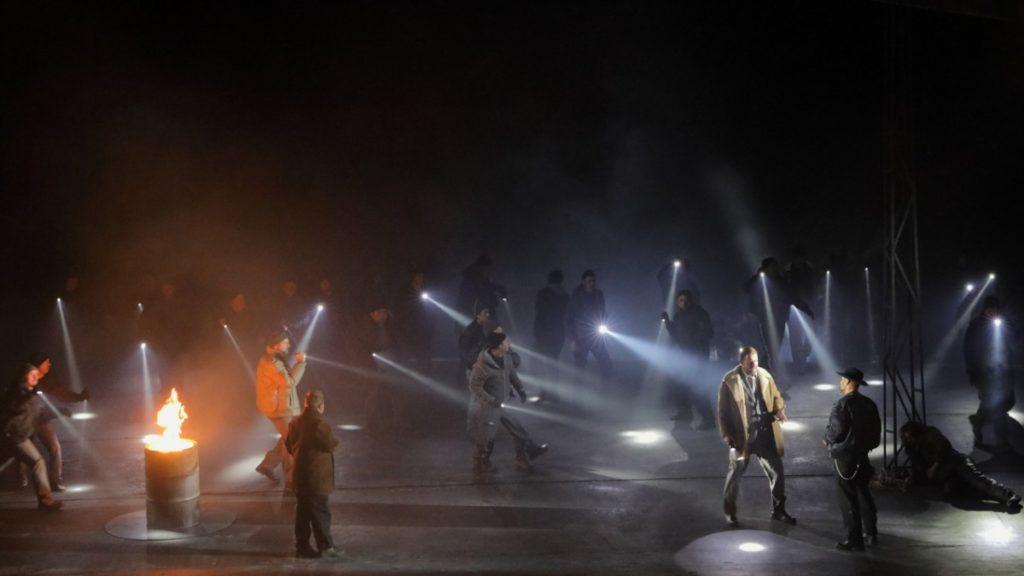« La Fanciulla del West » de Puccini à Munich : Western spaghetti
