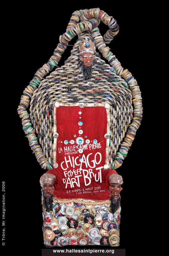 Chicago: a Center of Brut Art