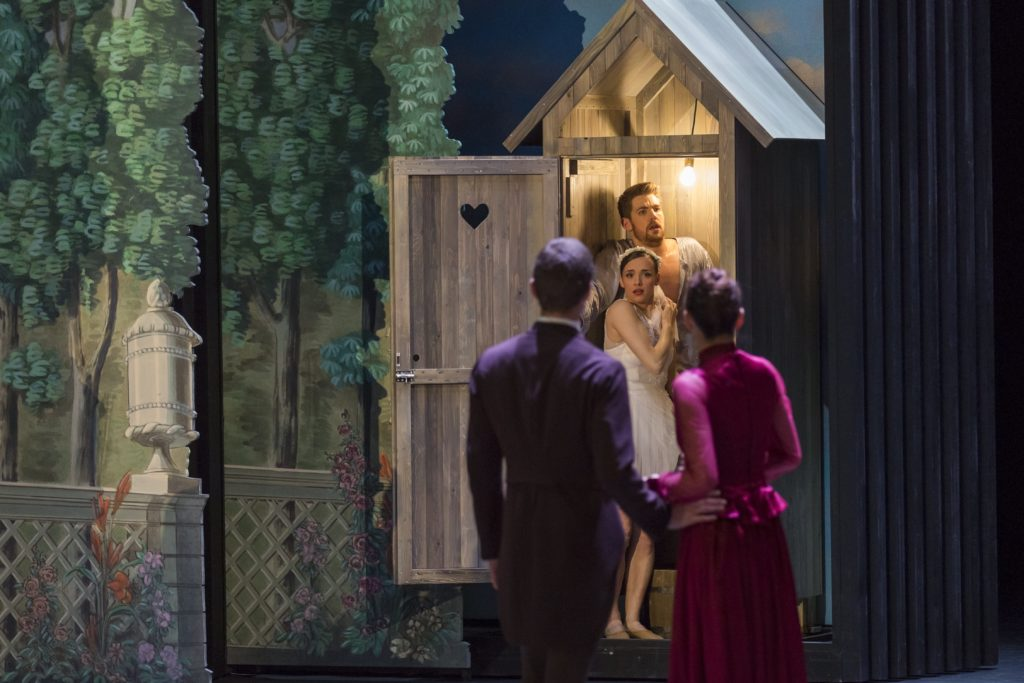 «PeerGynt, un ballet de JohanIngerpour le Ballet Théâtre de Bâleà la Maison de la Danse