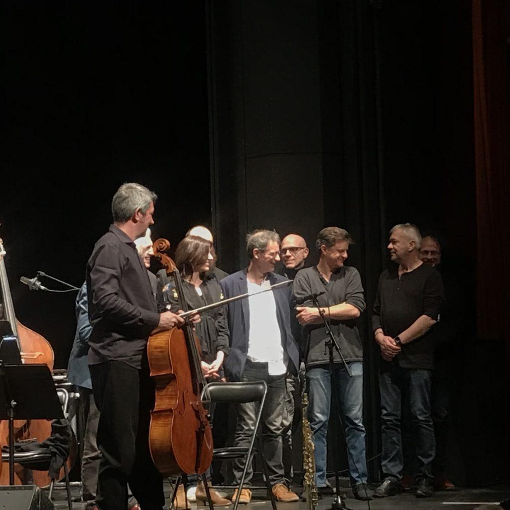 Un Concert unique pour fêter les 20 ans du Festival international du film d'Aubagne
