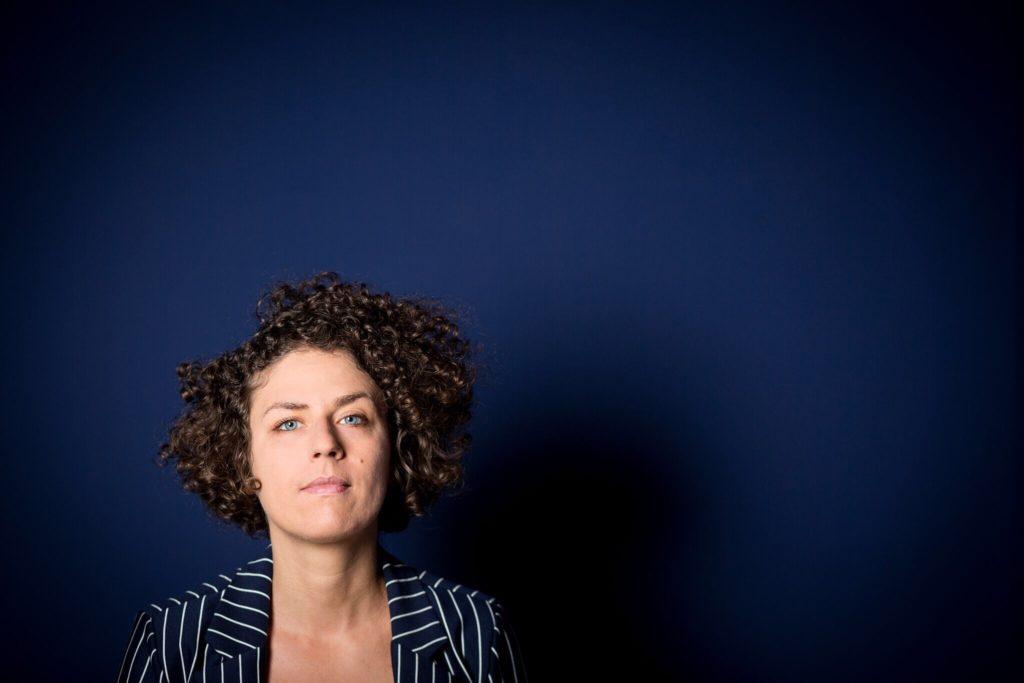 Julie Roué : «C'est en voulant faire de la musique que je suis tombée sur le cinéma»