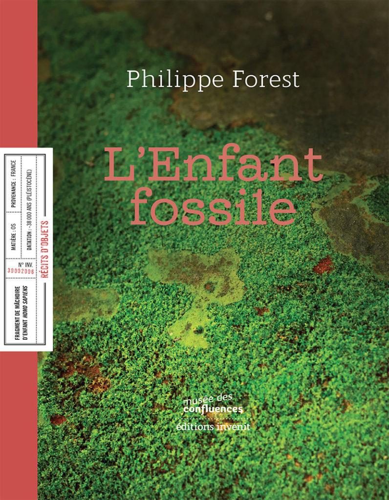 Gagnez 3X1 ouvrages de Philippe Forest «L'Enfant fossile»