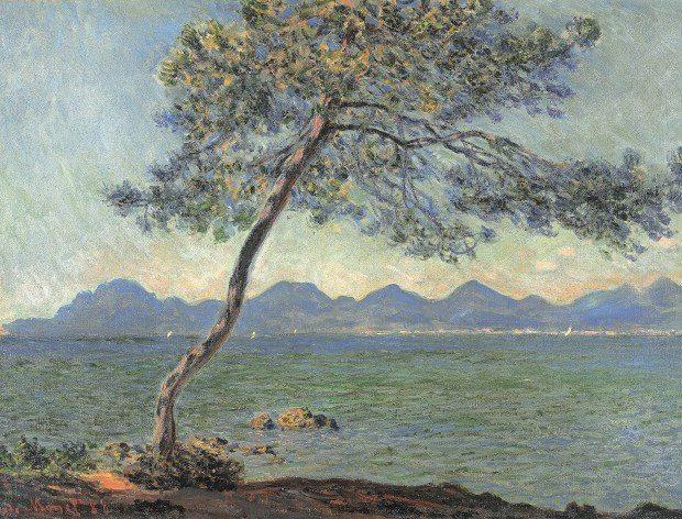 Monet-Auburtin: an Artistic Meeting at Giverny