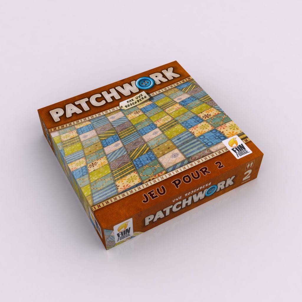 «Patchwork Express» : concours de couture [jeu de société]