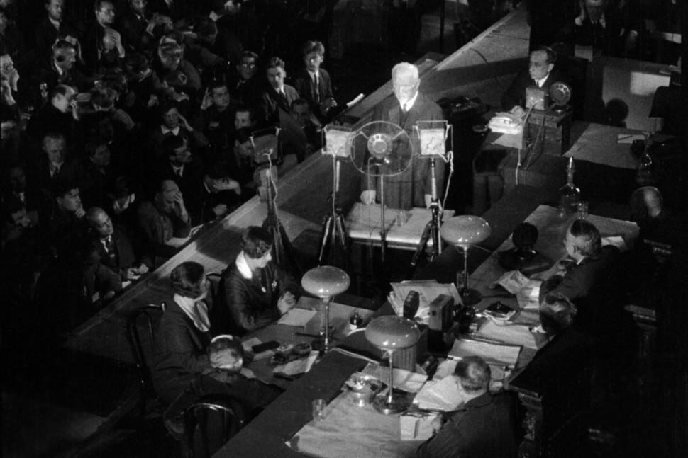 Au 41e festival Cinéma du réel, Sergei Loznitsa donne à vivre l'absurde stalinien, en grand