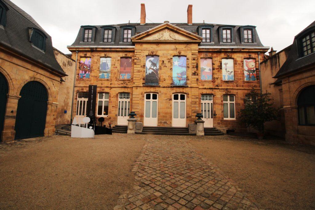 Emmanuelle Martinat-Dupré nous parle de l'exposition «Traits animés» au Musée de l'illustration jeunesse de Moulins