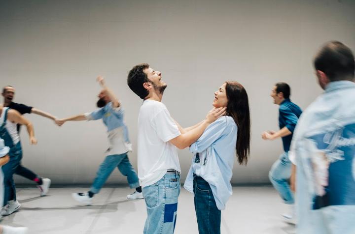 Le rire concentrique d'Alessandro Sciarroni au Festival Séquence Danse