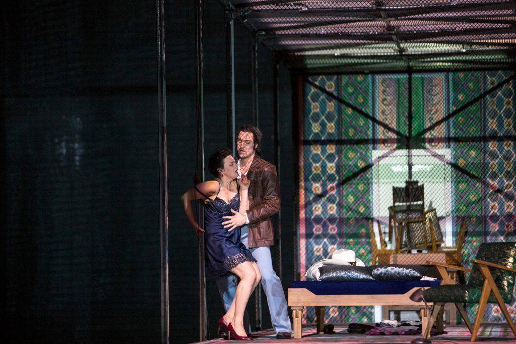 Une «Lady Macbeth de Mzensk» puissante à l'Opéra Bastille