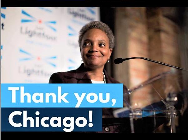 Chicago : La nouvelle maire, Lori Lightfoot, noire et lesbienne