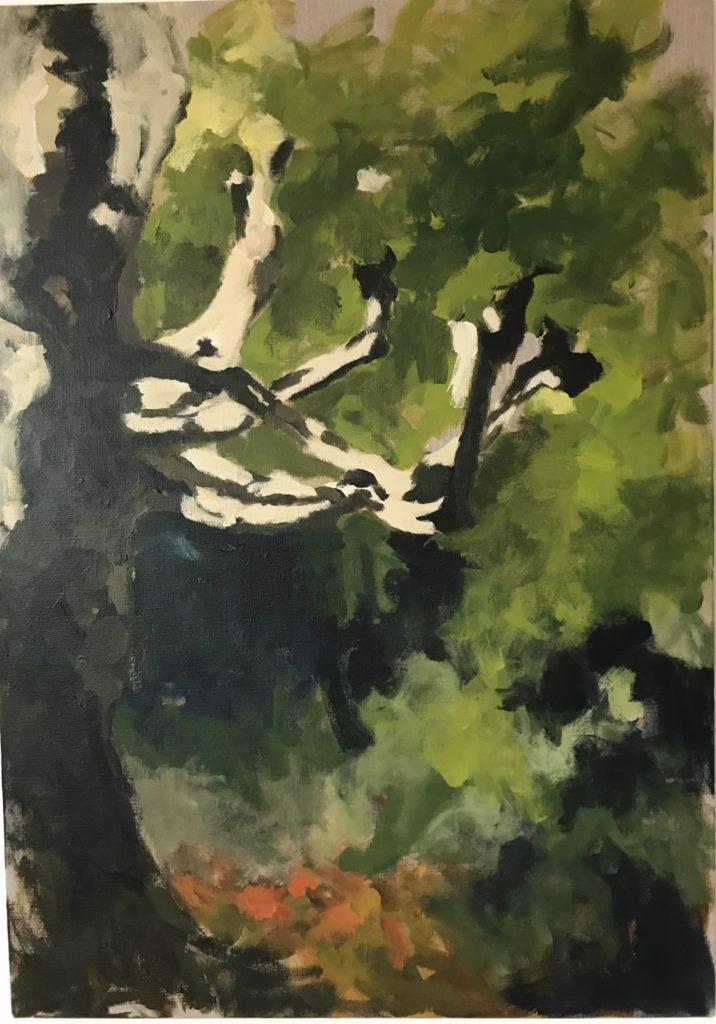 La jolie « forêt des songes » de Julie Perrin