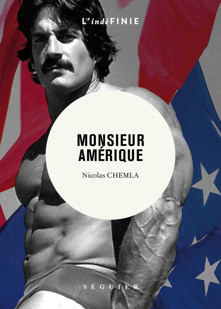 «MonsieurAmérique» le roman de la vie de Mike Mentzer
