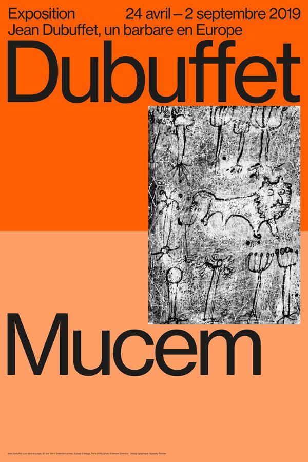 Dans la tête de Jean Dubuffet