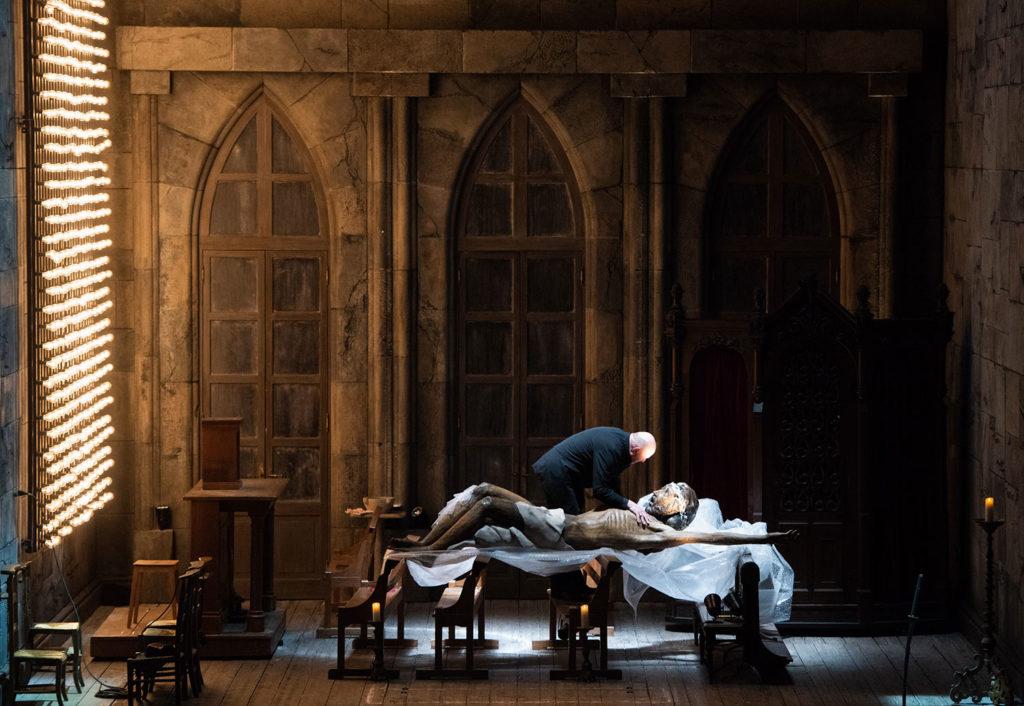 L'Enchanteresse de Tchaïkovski, à l'Opéra de Lyon