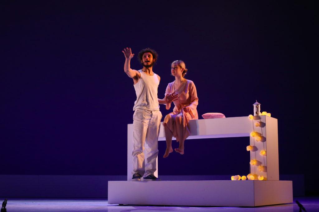 Roméo et Juliette par Irina Brook, Shakespeare à la source