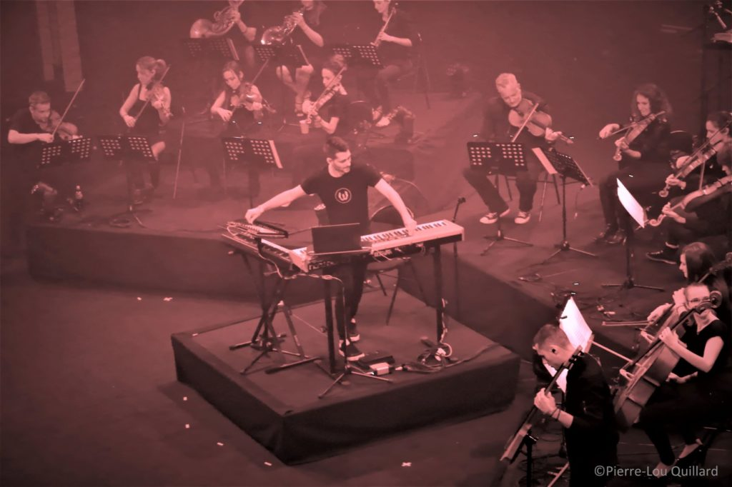 Worakls : «Je ne me prends pas pour un chef d'orchestre»