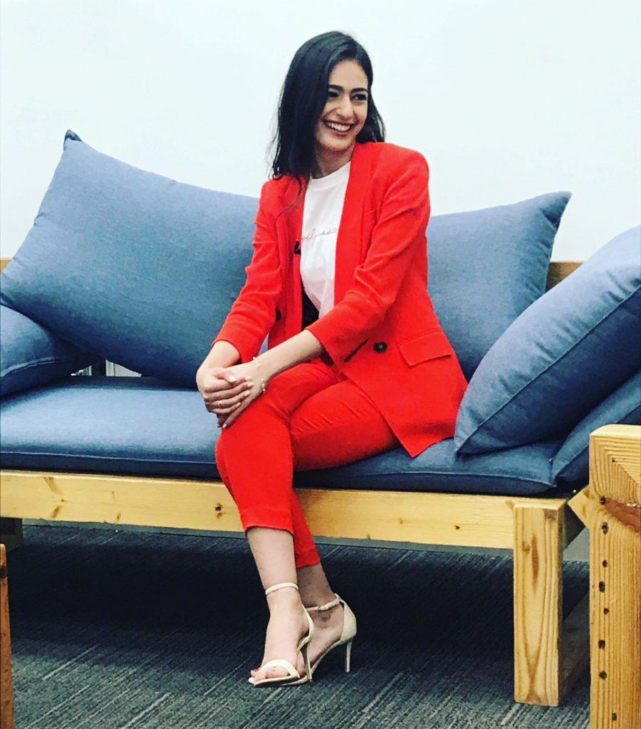 Lucy Ayoub, Présentatrice de l'Eurovision : « Je vais être le plus moi-même possible »