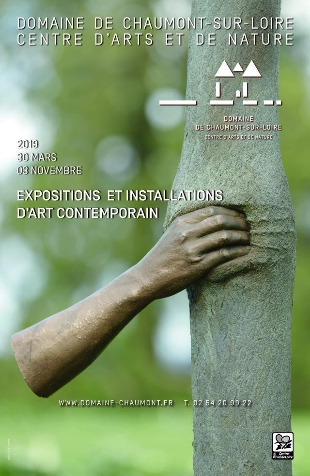 Domaine de Chaumont-sur-Loire, Centre d'Arts et de Nature- Saison d'Art 2019