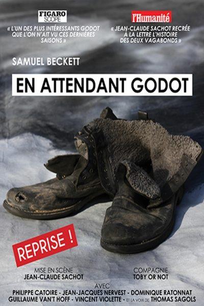 Un exceptionnel Beckett à ne pas rater au Théâtre de l'Essaïon