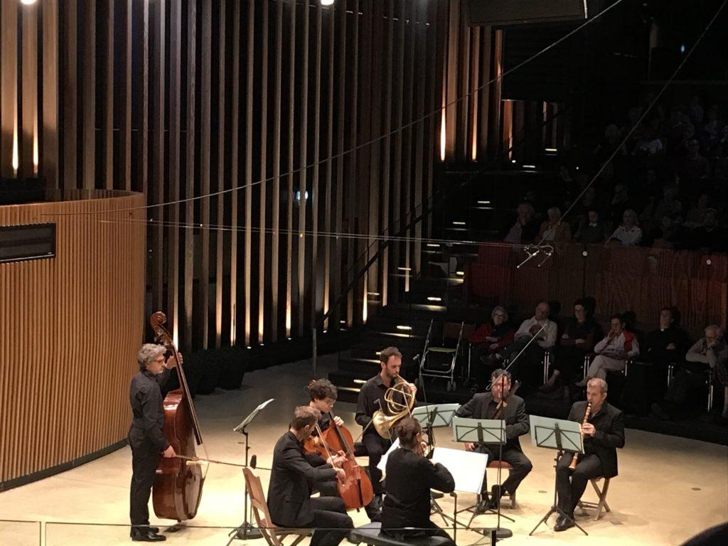 Percussions et musique contemporaine à l'honneur au Festival de Pâques de Deauville
