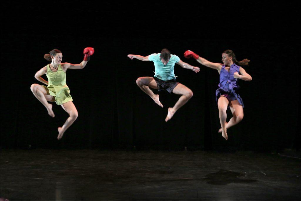 «Rock and Goal», le sport se danse à l'Opéra Bastille