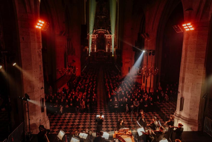 Misteria Paschalia : musique sacrée en temps pascal