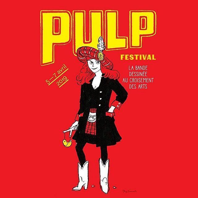 Pulp festival, la BD dans tous ses états