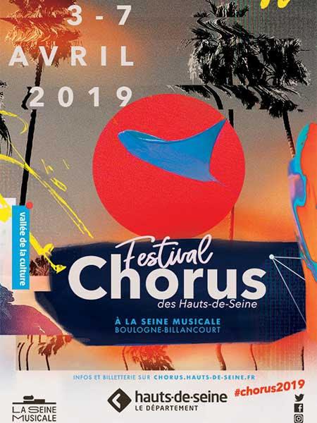 Deux jours au Festival Chorus des Hauts-de-Seine 2019