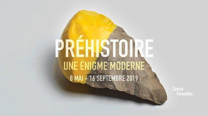 Art et Préhistoire au Centre Pompidou