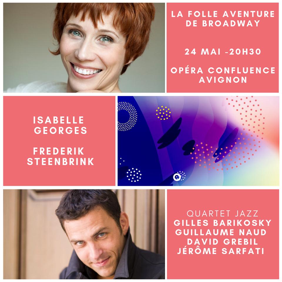 «La folle aventure de Broadway», Samuel Jean transforme l'Orchestre Régional Avignon-Provence en Big Band