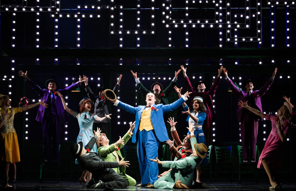 Guys and Dolls : Le diamant de Broadway s'installe à Marigny !