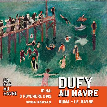 Gagnez 20 x 2 entrées pour l'exposition «Dufy au Havre» au MuMa