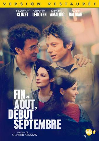 Ressortie DVD «Fin août, début septembre» : une chronique amicale et amoureuse par Olivier Assayas