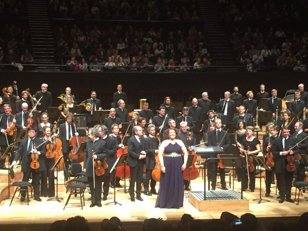 A la Philharmonie de Paris François-Xavier Roth prend La Mer avec l'Orchestre de Paris