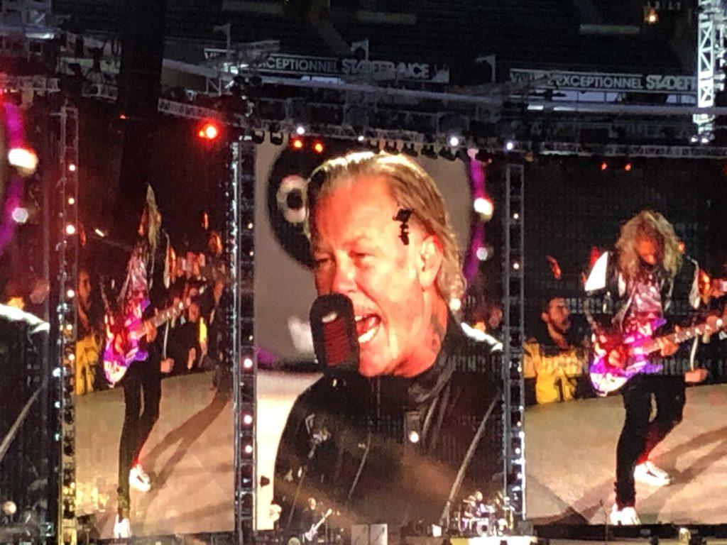 Le monstre Metallica règne toujours en maître sur son Trône de fer