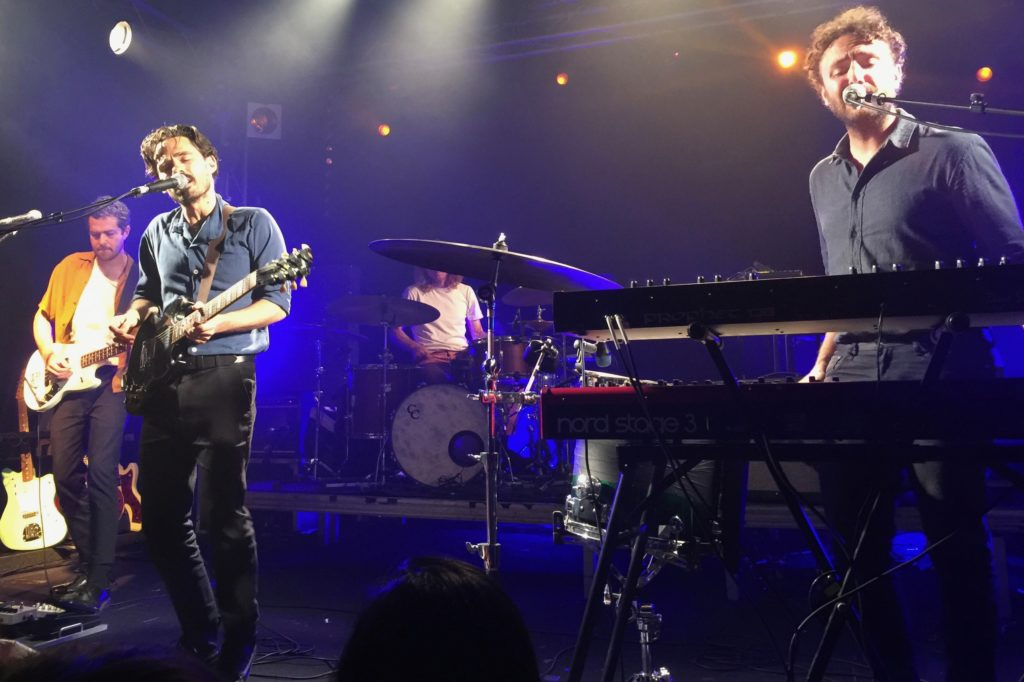 Local Natives, l'alchimie retrouvée sur Violet Street