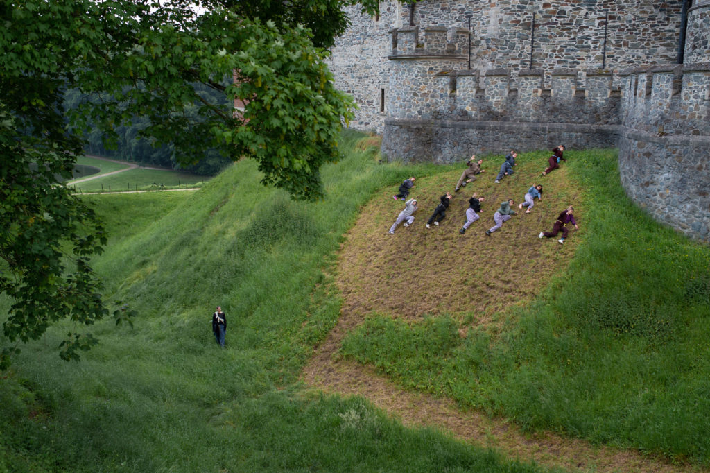 «Somnia», l'épique randonnée chorégraphique et shakespearienne d'Anne Teresa et Jolente de Keersmaeker