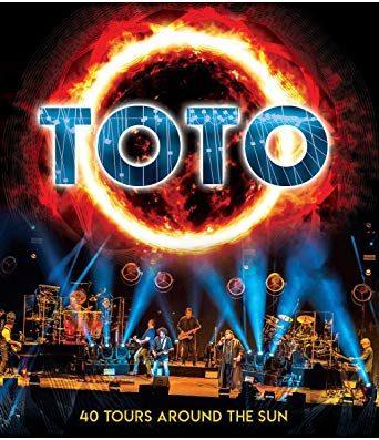Toto 40 Tours Around The Sun: le groupe culte des 70's fête ses 40ans delive