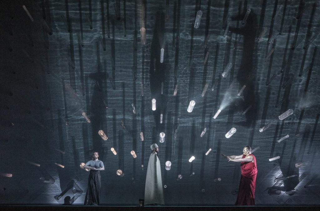 « Tristan und Isolde » de Richard Wagner, au Théâtre royal de la Monnaie, à Bruxelles
