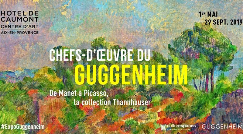 Thannhauser, Guggenheim et la peinture française : histoires croisées