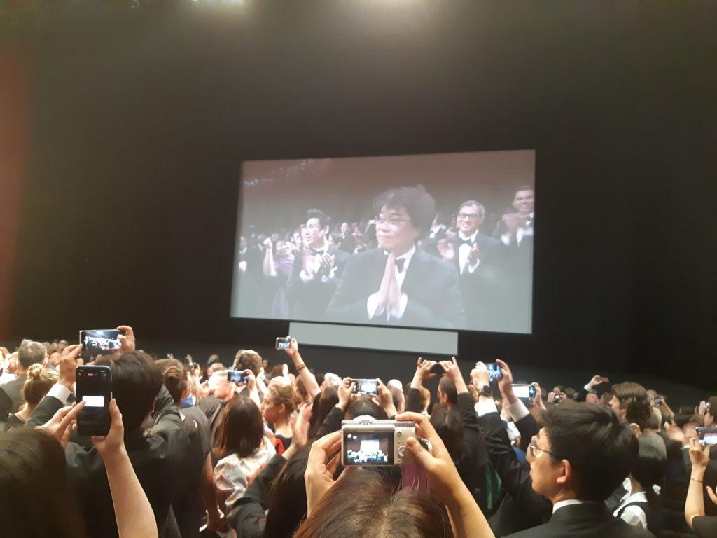 Cannes 2019, jour 7: L'empereur Tarantino, de belles interviews, Bong Joon-ho déchaîné et des ours