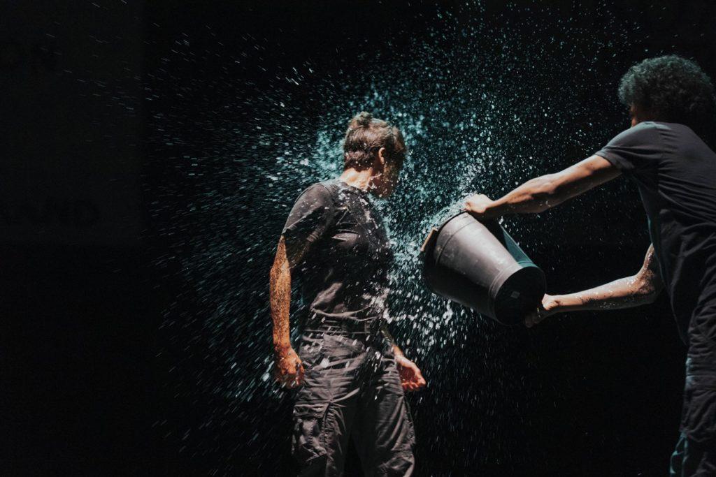 Pauline Bayle offre au public de La Scala Paris son chef d'oeuvre : Iliade et Odyssée