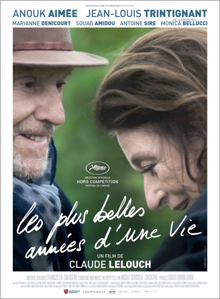 Cannes, hors compétition : Claude Lelouch émeut la Croisette avec «Les plus belles années d'une vie»