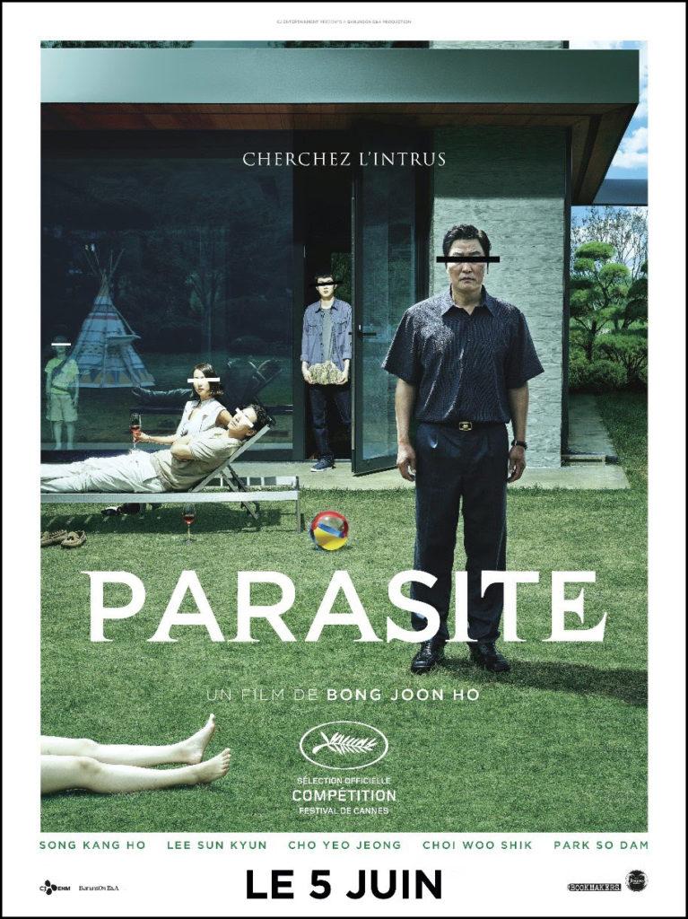 Parasite sur la route des Oscars