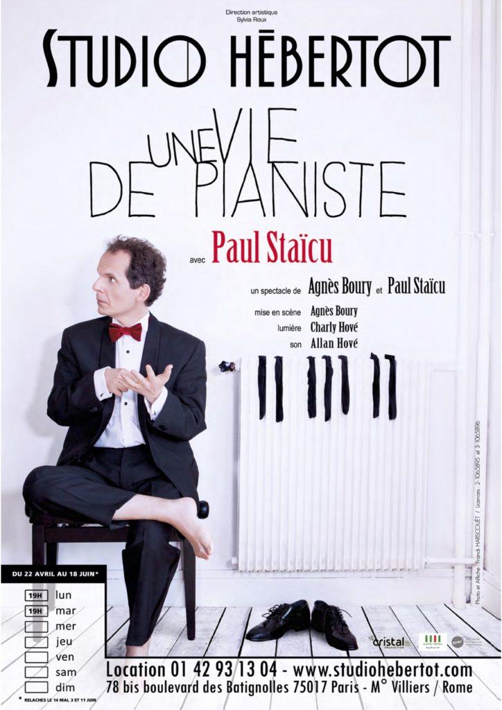 «Une vie de pianiste»: la passion au bout des doigts