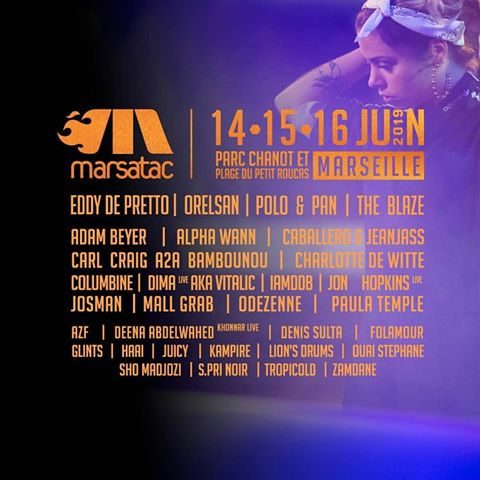 «Marsatac c'est Marseille et on a tous en tête le film Taxi» Alex Stevens, programmateur du festival [Interview]