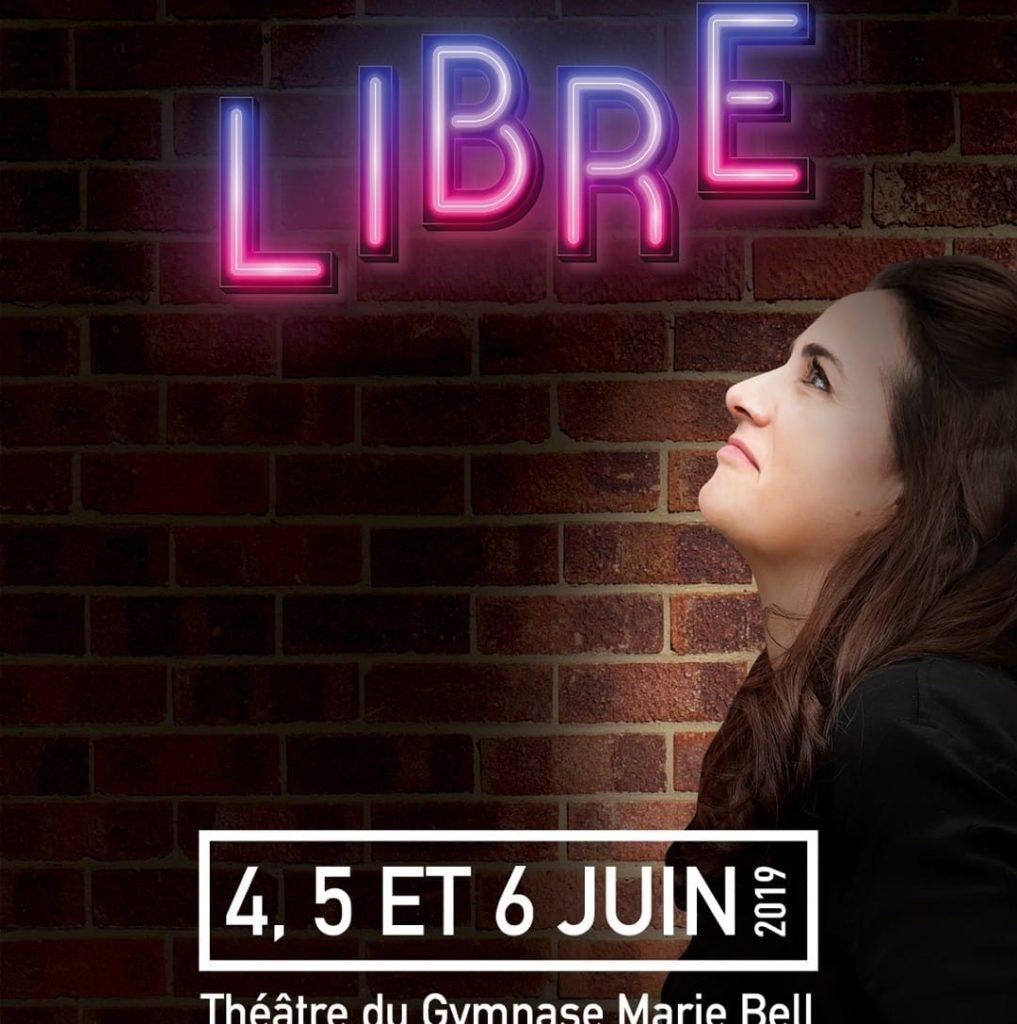 The Sefwoman alias Virginie Guedj nous revient « Libre » sur scène